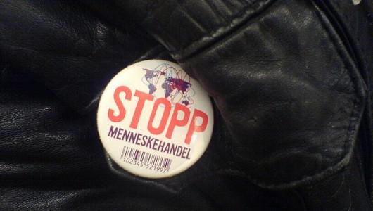 stopp menneskehandel