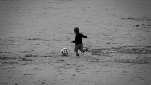 barn fotball fattigdom
