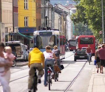 Oslo Grünerløkka trikk